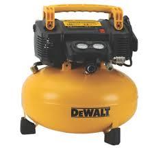 Dewalt DWFP55126 6 gallon pancake air compressor
