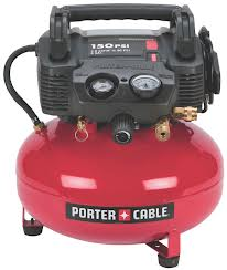 porter cable c2002 pancake air compressor
