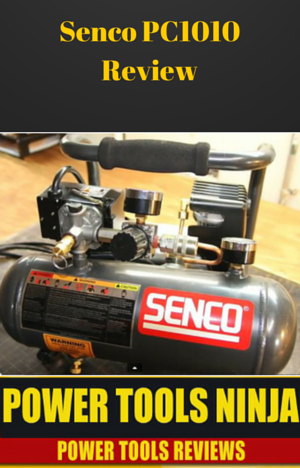 Our Done For You Review of the Senco PC1010 Air Compressor