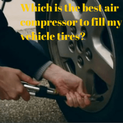 portable car air compressor for car tires
