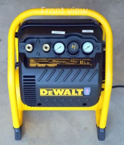 Dewalt DWFP55130 Trim Compressor