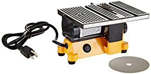 "4"" Mini Electric Table Saw review"
