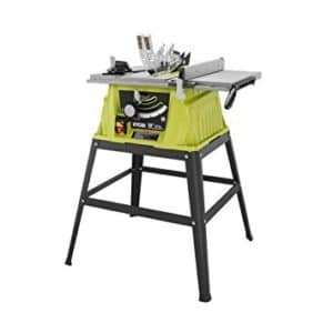 Ryobi ZRRTS10G Table Saw review