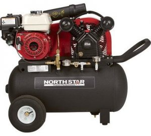 northstar gas air compressor