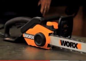 WORX WG303.1 16-Inch Chainsaw