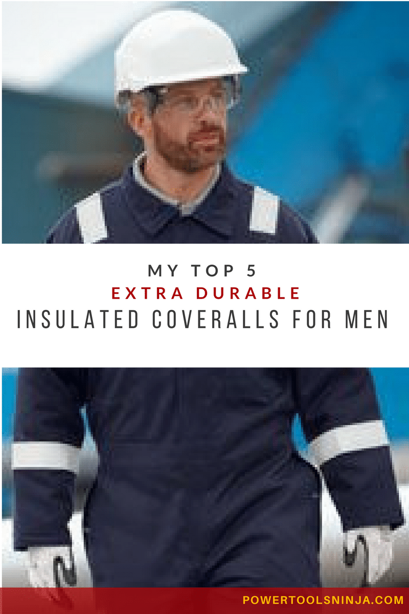 Is winter approaching and you are looking for some extra rugged insulated coveralls for men?Click through and discover my top 5 list!