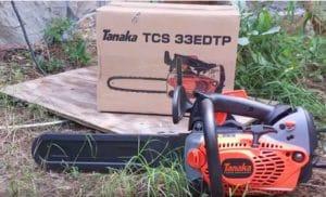 Tanaka chainsaw TCS33EDTP
