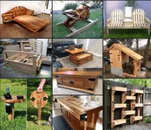 Teds Woodworking Sample Projects