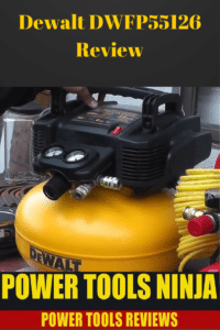 Dewalt DWFP55126 Air Compressor Review
