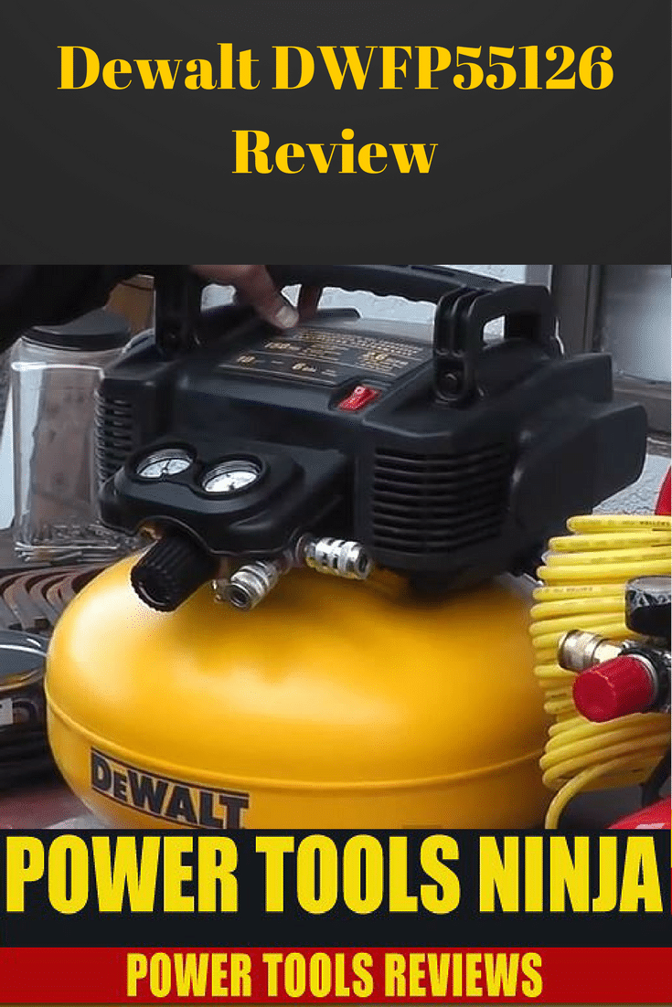 Are you looking for a portable,powerful pancake air compressor to do most of the DIY at home? Check out our Dewalt DWFP55126 review!