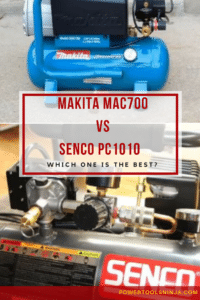 Makita Mac700 Vs Senco PC 1010 Oil Free vs Oilless Air Compressors