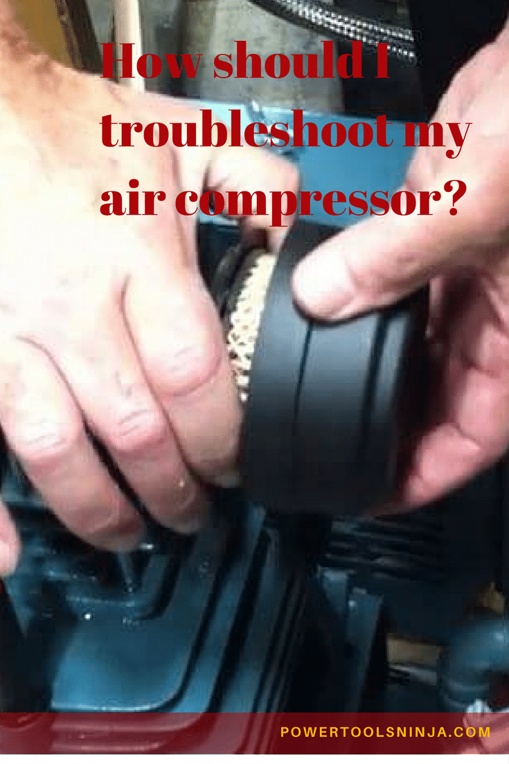 Knowing how to do basic air compressor troubleshooting can help a lot when something goes wrong.This guide helps you save time and money!