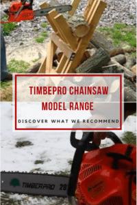 Timberpro Chainsaw Model Range