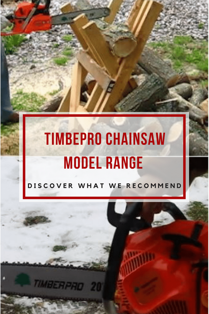 Are you an experienced chainsaw user and you are loooking for 20 inch chain models?Then you should look at these Timberpro chainsaw models!