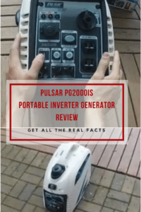Pulsar PG2000IS Portable Inverter Generator Review