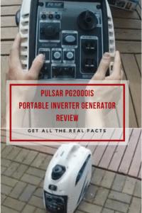 Pulsar PG2000IS Portable Inverter Generator Review