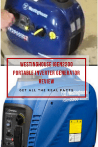 Westinghouse iGen2200 Portable Inverter Generator Review
