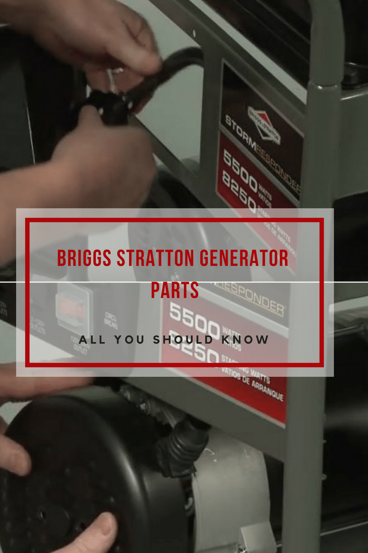 Do you own a Briggs Stratton generator? If yes, if you want to know all about Briggs Stratton generator parts, this is the guide you need.