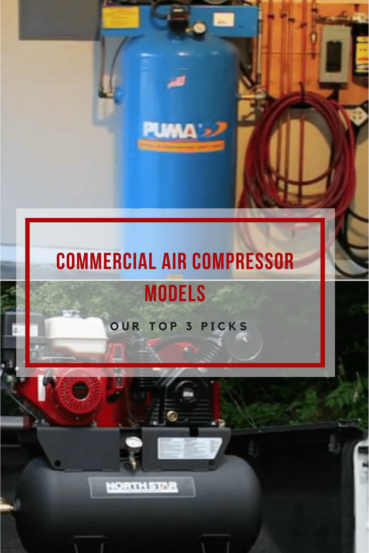 Are you someone that is doing some odd DIY jobs around the house?Then, chances are you don\'t need a commercial grade air compressor.But if you are a more serious DIY hobbyist or a professional, then you definitely need to take a look at our top 3 best commercial air compressor list!