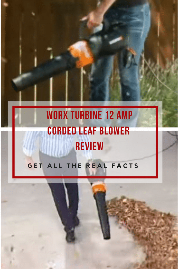 Looking for an inexpensive leaf blower? You can take a closer look at our WORX Turbine Corded Leaf Blower review.Easy to operate, lightweight.