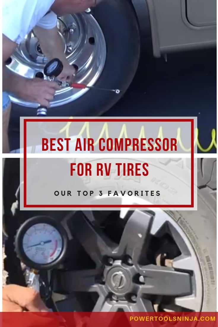Best Portable Air Compressor For RV tires - Our Top 3 Picks