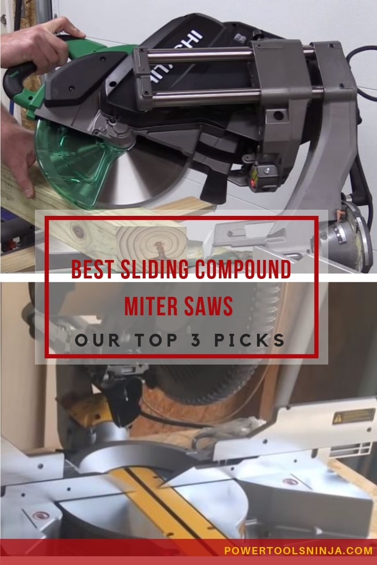 When you are doing advanced DIY or professional level projects, chances are you will need a miter saw.Here are our top 3 picks for the best sliding compound miter saws!