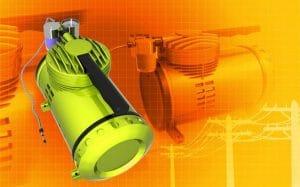 Digital image of air compressor