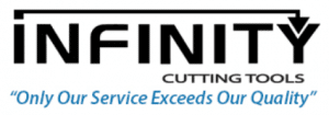Infinity Cutting Tools Logo - Top Air Compressor Blogs Awards Powertoolsninja