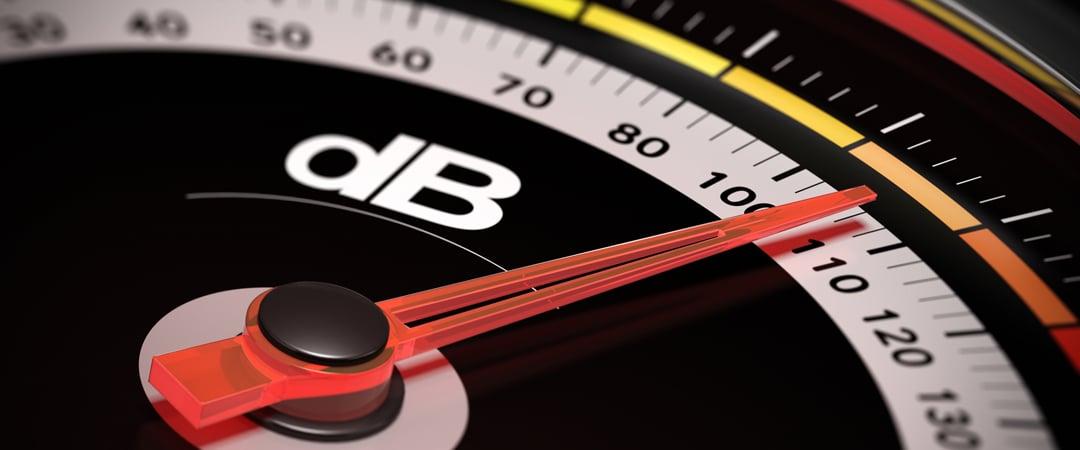 dB sound meter