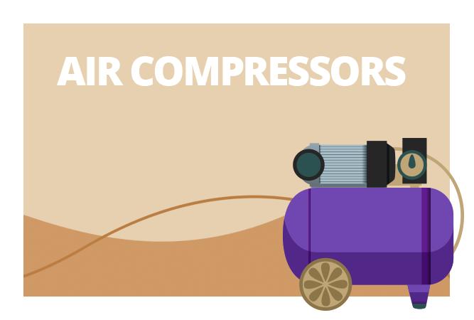 Air Compressor Category Icon