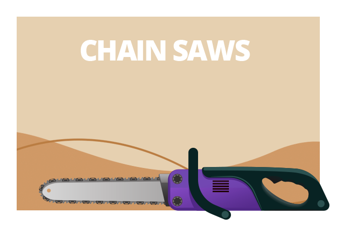 Chain Saw Category Icon