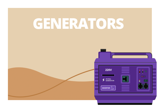Generator Category Icon