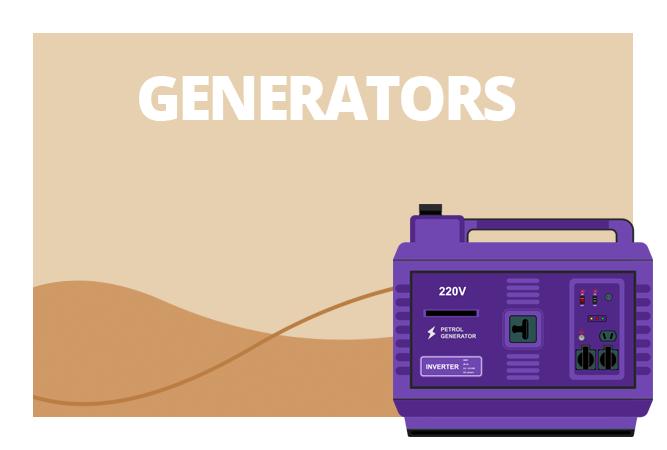Generator Category Icon
