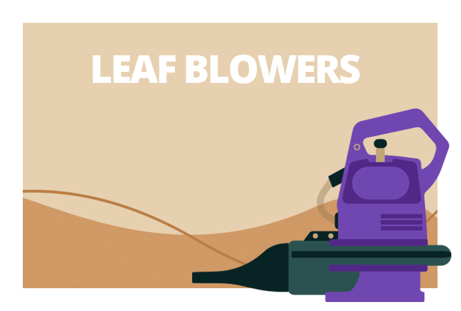Leaf Blower Category Icon