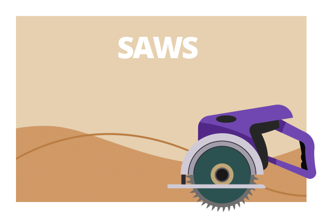 Saw Category Icon